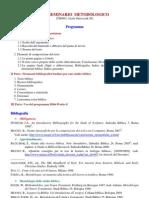 ProgramBibliografia