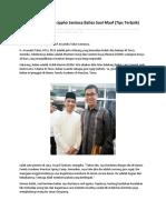 Motivator Indonesia Ippho Santosa Bahas Soal Maaf (Tips Terbaik)