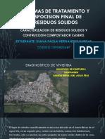 Sistemas de Tratamiento y Dispocision Final de Residuos Composta