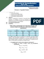 Termodiámica- Práctica 6 Capacidad Térmica.docx