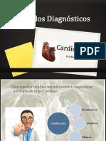 metodos diagnosticos cardiologia