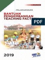 Bantuan Pengembangan Teaching Factory Tahun 2019