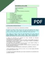 4. El Sistema Pronominal Latino