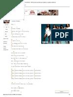 Cifra Club _ BOSS - Fifth Harmony (Acordes Para La Guitarra y La Guitarra Eléctrica)