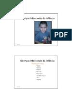 Doenças Infecciosas da Infância-