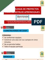 PLANIFICACION DE PROYECTOS DE APRENDIZAJE