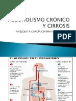 Alcoholismo Crónico y Cirrosis