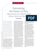 Article - Harnessing the Power of Play