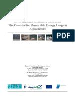 Renewable Energy Report