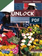 1unlock Level 3 Listening and Speaking Skills Student s Book