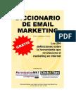 Diccionario Email Marketing