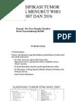 Klasifikasi Tumor Otak Div Neuroonko