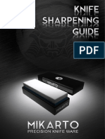Sharpening Guide