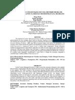 ROTEIRIZAÇÃO COM ESTOQUE EM UMA DISTRIBUIDORA DE COSMÉTICOS ATUANTE NA REGIÃO METROPOLITANA DE BELÉM
