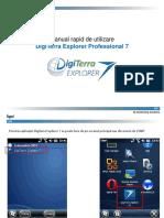 Manual Rapid Digiterra 7