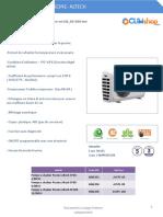 Chauffage Piscine Altech AXSP-68P / AXSP-88P / AXSP-108P