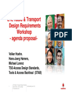 Agenda_LTE Radio_ Transport Design Requirements_WS_proposed
