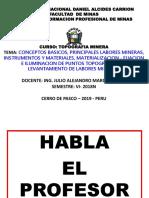 Diap. Top. Min. (1era Parte)-2018N (Corregido Minas).ppt