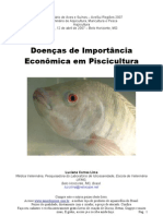 Doencas de Import an CIA Economica Em Piscicultura