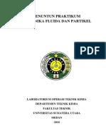 PENUNTUN PRAKTIKUM MEKANIKA FLUIDA DAN PARTIKEL.docx