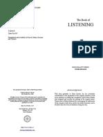 9_listening by Jean Klein