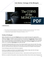 Coinage of the Mongols