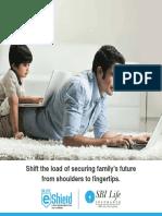 SBI Life Esheild Brochure