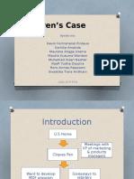 255007255 Clique Pen Case