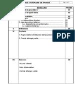 Procedure durée et horaire de travail.doc