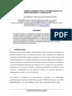 Jksimmet Herramienta Poderosa Para La Optimización de Los Circuitos Molienda y Clasificación Resumen