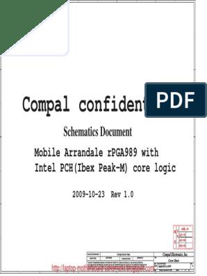 cq40-unlocked pdf | Usb | Computer Architecture