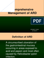 Comprehensive Management of ARD