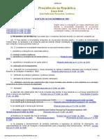 Para atender a necessidade temporária de excepcional interesse públicos  LEI No 10.406, DE 10 DE JANEIRO DE 2002.
