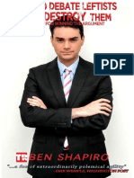 Ben Shapiro - How to Debate Leftists and Destroy Them_ 11 Rules for Winning the Argument-Truth Revolt, David Horowitz Freedom Center (2014)