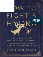 How to Fight a Hydra Kaufman Josh