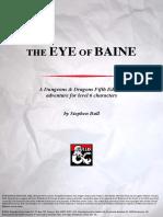 The Eye of Baine