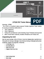 Earth Tester UT528