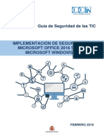 Implementacion Seguridad Office 2010