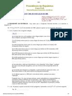 Lei Nº 7.803, De 18 de Julho de 1989
