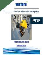 Vestera Mini ROV 2019