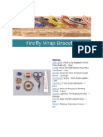 Firefly+Wrap+Bracelet