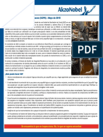 Charla de 5 Minutos - 13-02-19 - PSM – Integridad Mecánica – Beacon - CCPS - Mayo de 2015