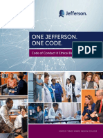 Jefferson Codeofconduct