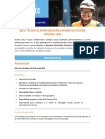 Bases Para Postular Programa Mantenedores 2019