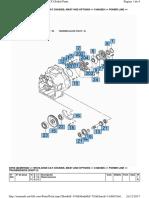 Manual de piezas de Caterpillar GP40