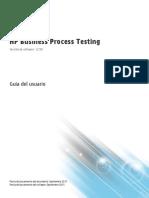 UFT QTP process testing