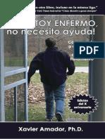 No Estoy Enfermo, no necesito ayuda! (Spanish Edition).pdf