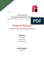 Barrage Boqaata