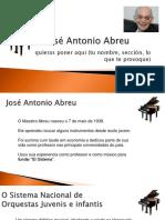 Jose Antonio Abreu