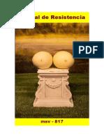(msv-817) Manual de Resistencia